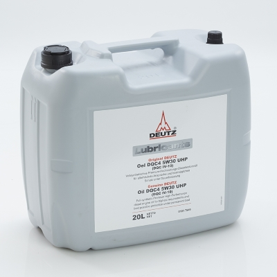 Lube oil DQC4 5W30 UHP
