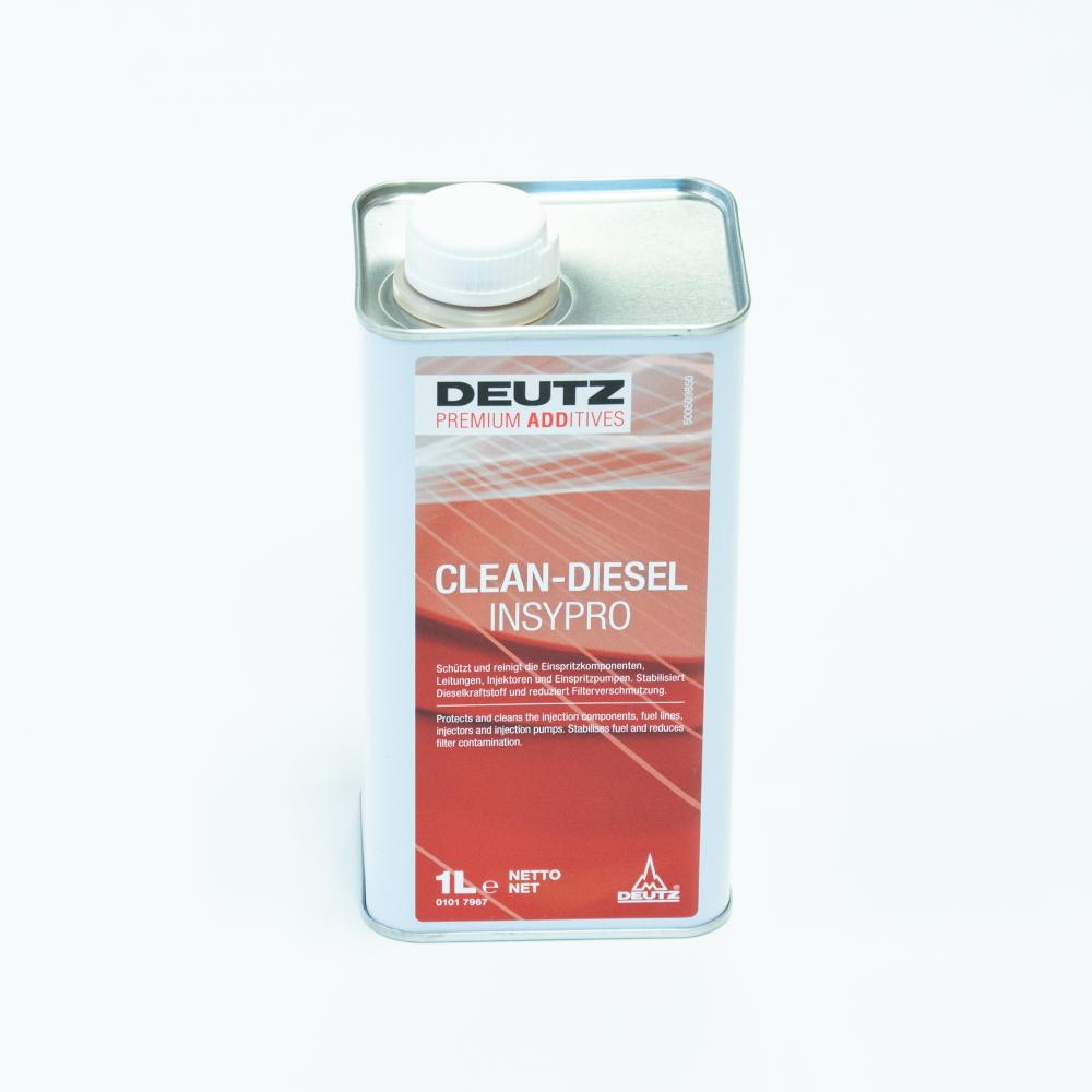 Fuel additive DEUTZ Clean-Diesel InSyPro®