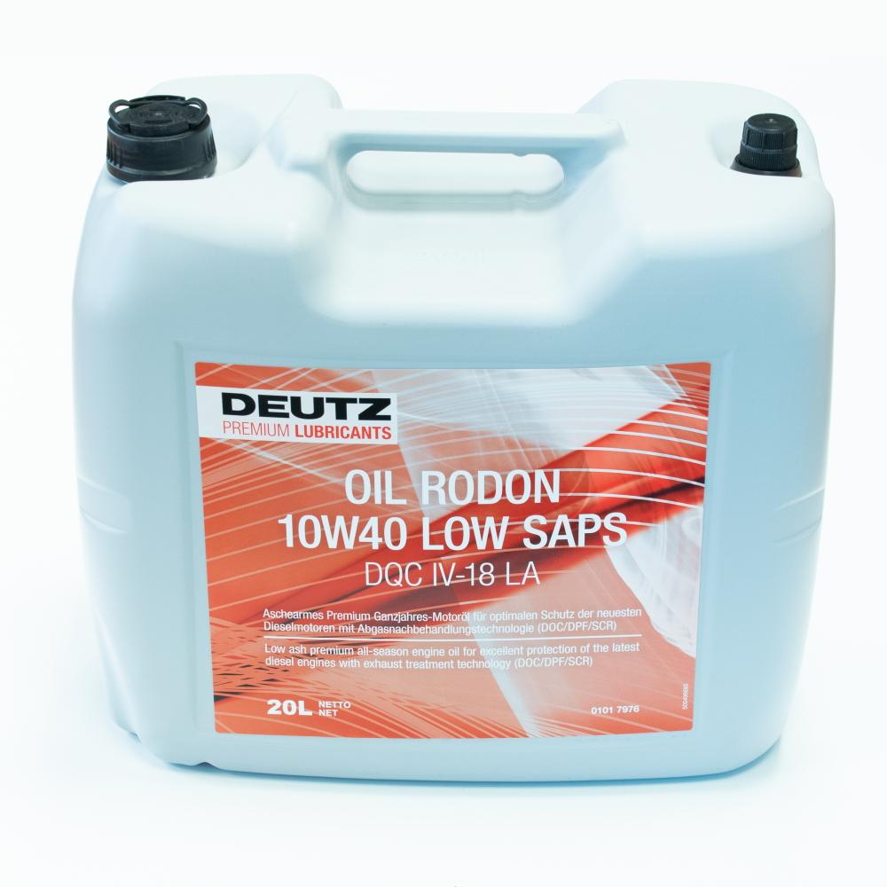 Rodon 10W40 Low SAPSL