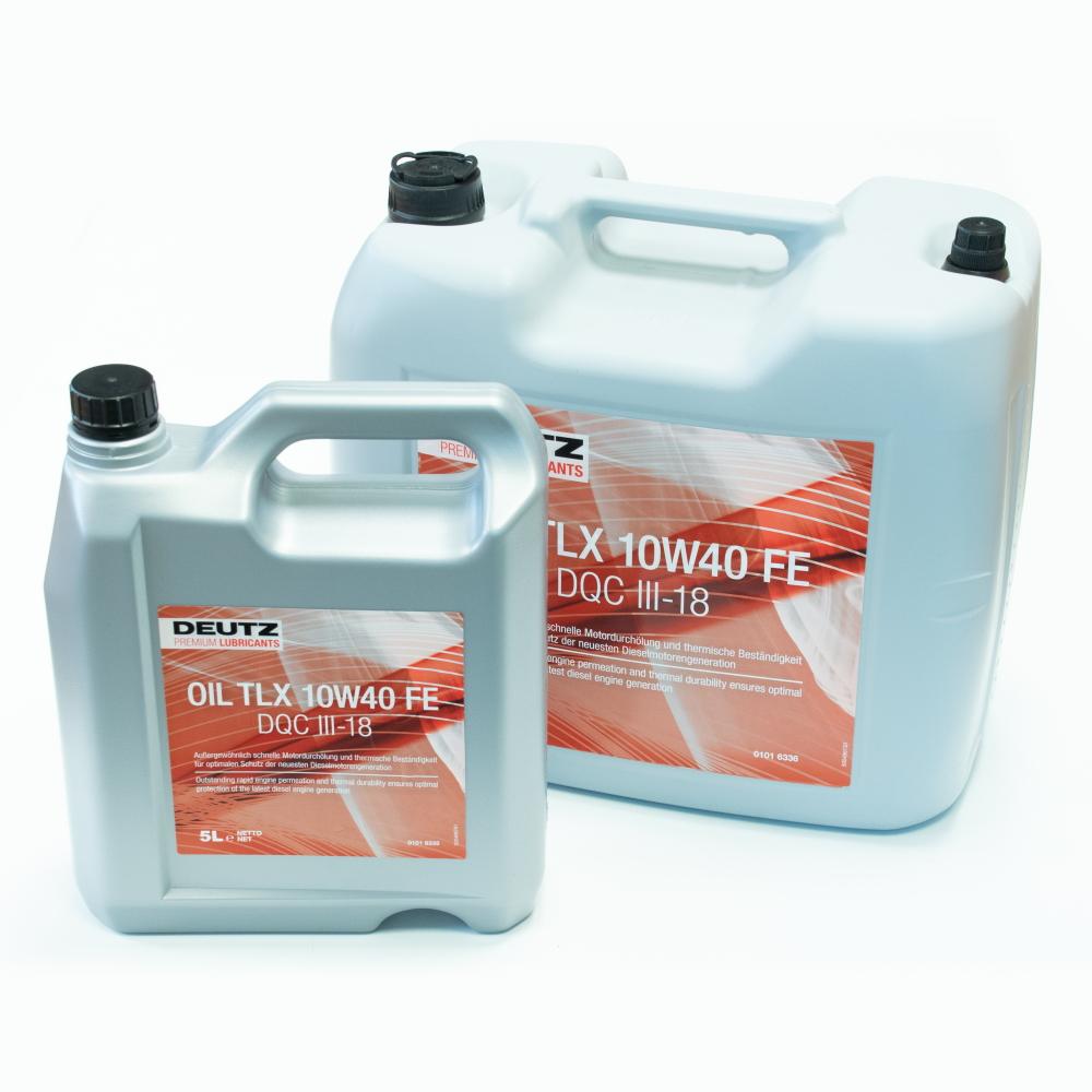 Lube oil TLX 10W40 FE